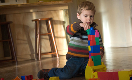 Three-Year-Old Speaks Clearly in 3 Months